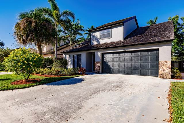 117 Beaumont Lane, Palm Beach Gardens, FL 33410 (MLS #RX-10672489) :: Miami Villa Group