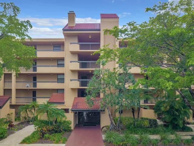 450 Egret Circle #9303, Delray Beach, FL 33444 (#RX-10672519) :: Posh Properties