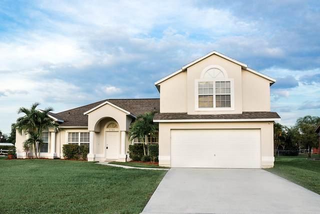 2741 SW Somber Road, Port Saint Lucie, FL 34953 (MLS #RX-10672547) :: THE BANNON GROUP at RE/MAX CONSULTANTS REALTY I