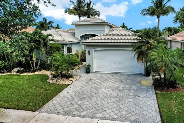 7341 Carmela Way, Delray Beach, FL 33446 (MLS #RX-10672584) :: THE BANNON GROUP at RE/MAX CONSULTANTS REALTY I