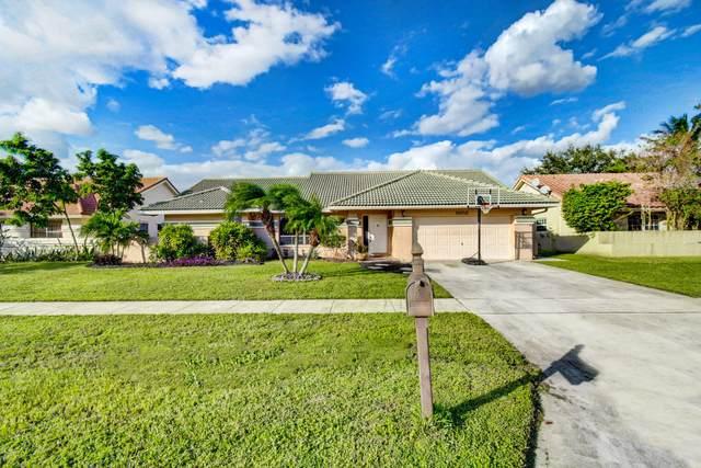 9655 Sun Pointe Drive, Boynton Beach, FL 33437 (MLS #RX-10672592) :: Miami Villa Group