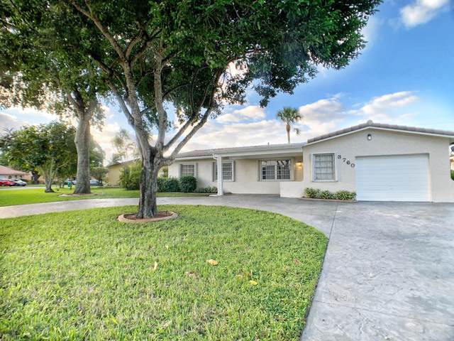 3760 NW 78th Lane, Coral Springs, FL 33065 (MLS #RX-10672596) :: Berkshire Hathaway HomeServices EWM Realty
