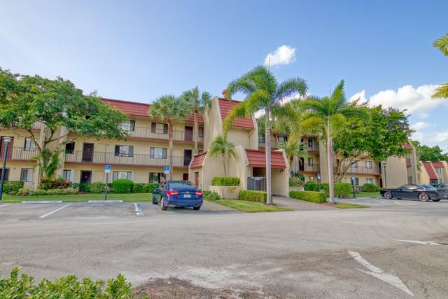 4465 Luxemburg Court #203, Lake Worth, FL 33467 (#RX-10672605) :: Signature International Real Estate