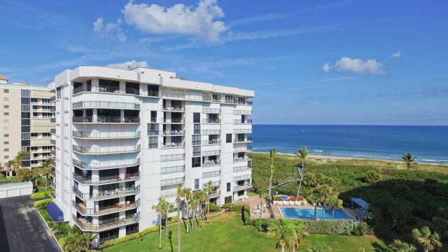 2800 N Highway A1a #203, Hutchinson Island, FL 34949 (#RX-10672682) :: Realty One Group ENGAGE