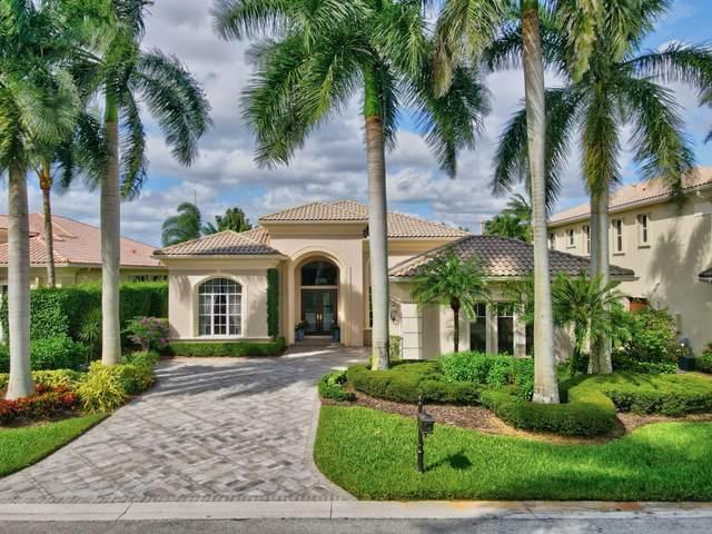 115 Via Florenza, Palm Beach Gardens, FL 33418 (MLS #RX-10672684) :: Miami Villa Group