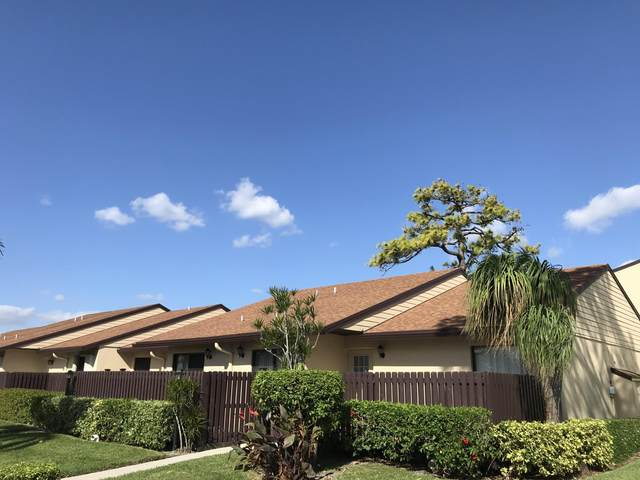 630 Sea Pine Way L, Greenacres, FL 33415 (#RX-10672691) :: Posh Properties