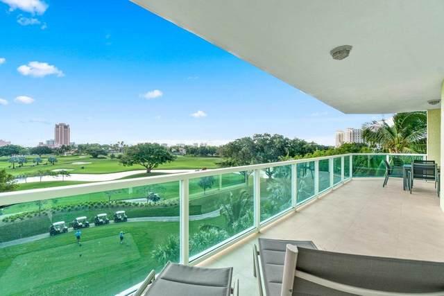 500 SE Mizner Boulevard A403, Boca Raton, FL 33432 (#RX-10672713) :: Posh Properties