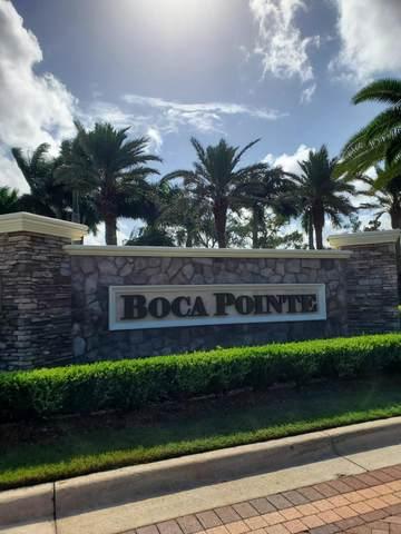 7484 La Paz Boulevard #203, Boca Raton, FL 33433 (#RX-10672737) :: Posh Properties
