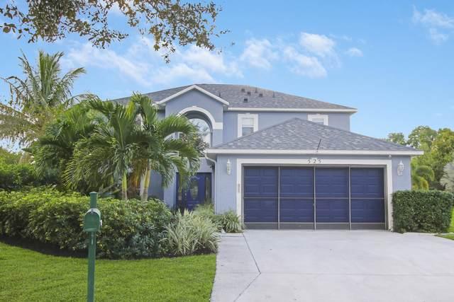 525 SW Deer Run, Port Saint Lucie, FL 34953 (MLS #RX-10672738) :: Miami Villa Group