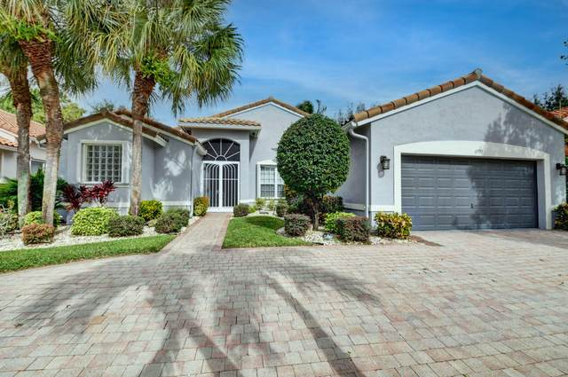 6533 Garde Road, Boynton Beach, FL 33472 (MLS #RX-10672772) :: THE BANNON GROUP at RE/MAX CONSULTANTS REALTY I