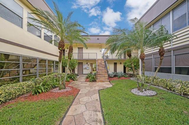 230 Capri E, Delray Beach, FL 33484 (#RX-10672780) :: Ryan Jennings Group