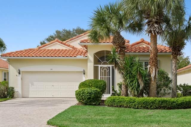 141 NW Lawton Road, Port Saint Lucie, FL 34986 (MLS #RX-10672825) :: Miami Villa Group