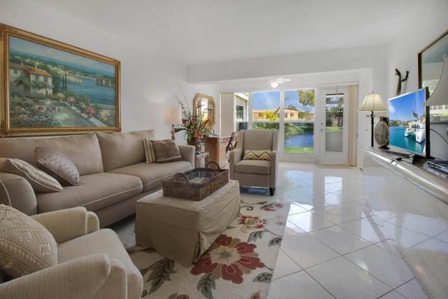 1441 NW 19th Terrace #104, Delray Beach, FL 33445 (#RX-10672845) :: Posh Properties