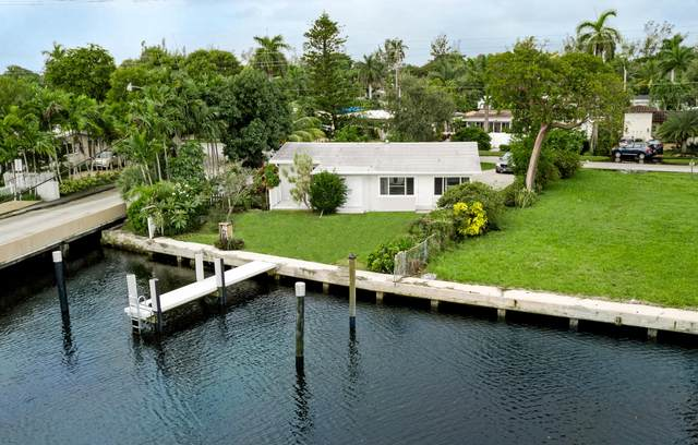 1254 Cordova Road, Fort Lauderdale, FL 33316 (MLS #RX-10672960) :: Berkshire Hathaway HomeServices EWM Realty