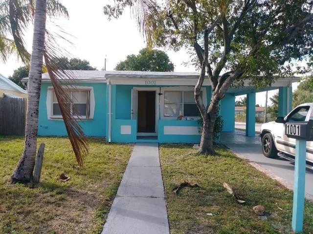 1001 S D Street, Lake Worth, FL 33460 (#RX-10672967) :: Posh Properties