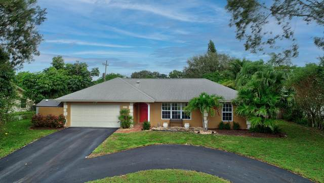 3655 Lakeview Boulevard, Delray Beach, FL 33445 (MLS #RX-10672970) :: Berkshire Hathaway HomeServices EWM Realty