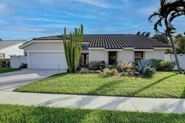 314 Sequoia Lane, Boca Raton, FL 33487 (MLS #RX-10672975) :: Miami Villa Group