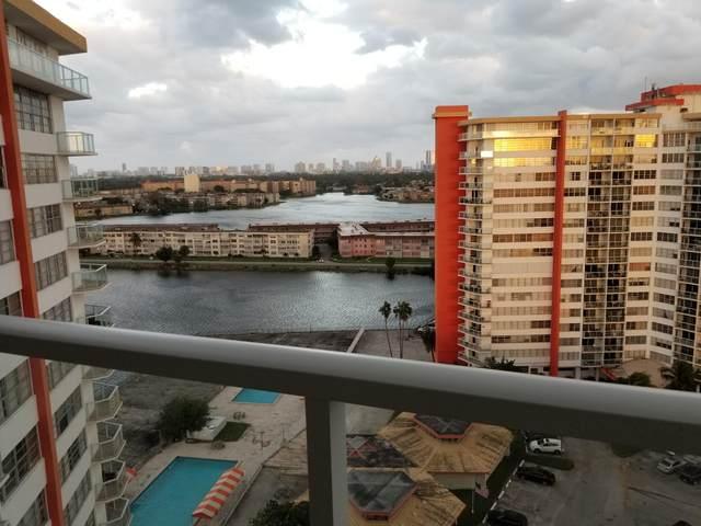 1301 NE Miami Gardens Drive 1623W, Miami, FL 33179 (#RX-10673011) :: Dalton Wade