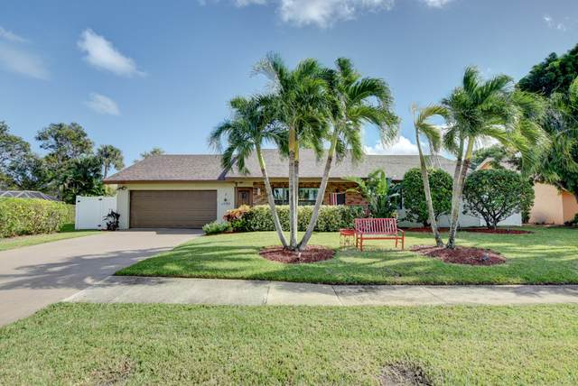 4830 Fox Hunt Trail, Boca Raton, FL 33487 (MLS #RX-10673012) :: THE BANNON GROUP at RE/MAX CONSULTANTS REALTY I