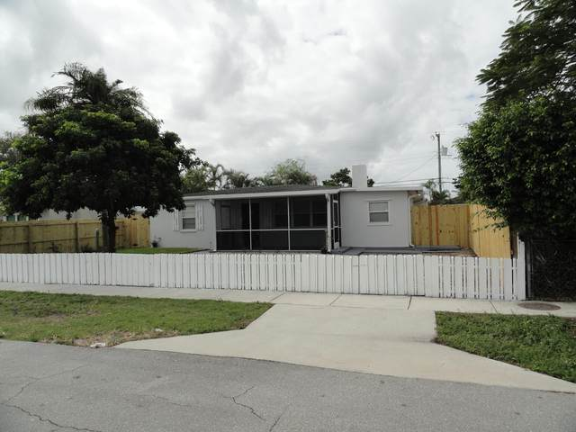 2345 Fairway Drive, West Palm Beach, FL 33409 (MLS #RX-10673018) :: THE BANNON GROUP at RE/MAX CONSULTANTS REALTY I