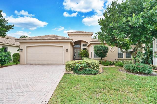 7430 Carmela Way, Delray Beach, FL 33446 (MLS #RX-10673052) :: THE BANNON GROUP at RE/MAX CONSULTANTS REALTY I
