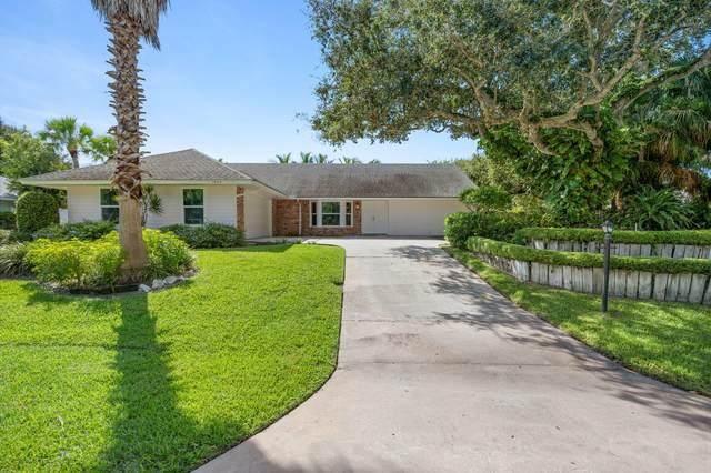 1024 Orchid Oak Drive, Vero Beach, FL 32963 (MLS #RX-10673062) :: Berkshire Hathaway HomeServices EWM Realty