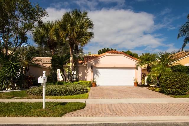 5185 Clover Creek Drive, Boynton Beach, FL 33437 (MLS #RX-10673076) :: Miami Villa Group