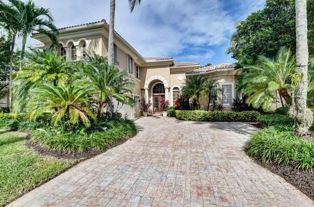 7879 Talavera Place, Delray Beach, FL 33446 (MLS #RX-10673079) :: Miami Villa Group