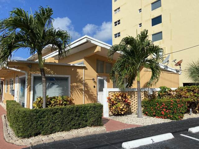 605 N Riverside Drive #9, Pompano Beach, FL 33062 (MLS #RX-10673106) :: Castelli Real Estate Services