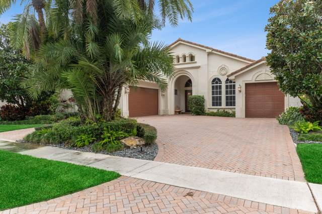 16272 Mira Vista Lane, Delray Beach, FL 33446 (MLS #RX-10673112) :: THE BANNON GROUP at RE/MAX CONSULTANTS REALTY I