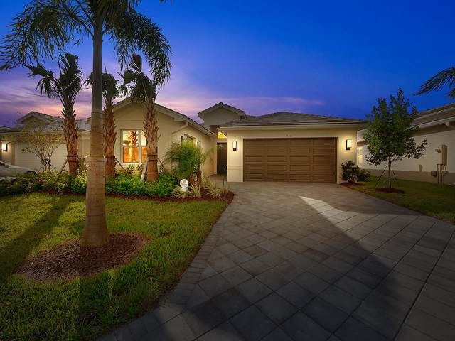 11481 SW Half Moon Lake Lane, Port Saint Lucie, FL 34987 (MLS #RX-10673121) :: Laurie Finkelstein Reader Team