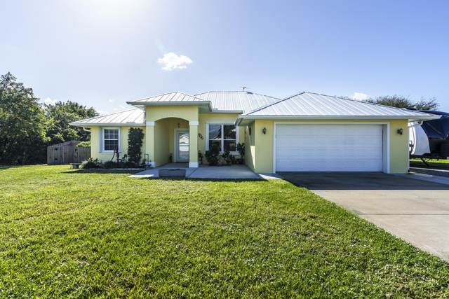 3889 15th Street, Micco, FL 32976 (MLS #RX-10673127) :: THE BANNON GROUP at RE/MAX CONSULTANTS REALTY I