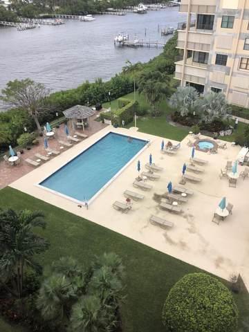 3545 S Ocean Boulevard #710, South Palm Beach, FL 33480 (MLS #RX-10673139) :: Castelli Real Estate Services