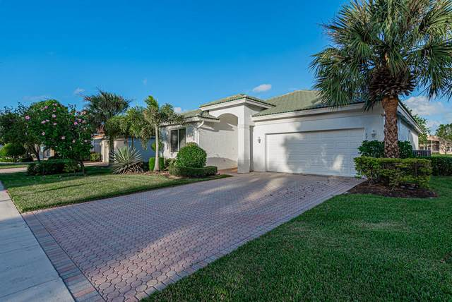 8754 Bellido Circle, Boynton Beach, FL 33472 (MLS #RX-10673144) :: THE BANNON GROUP at RE/MAX CONSULTANTS REALTY I