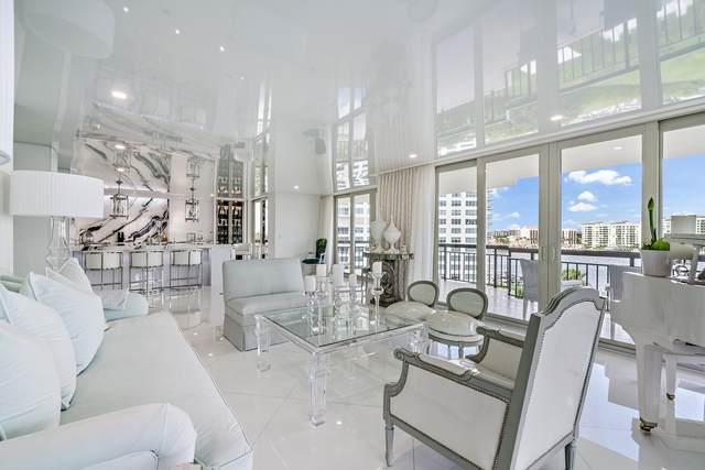 901 E Camino Real 7B, Boca Raton, FL 33432 (#RX-10673156) :: Posh Properties