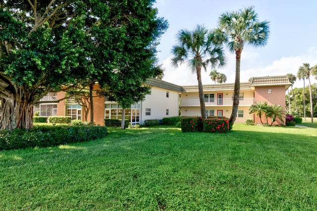 2 Vista Gardens Trail #202, Vero Beach, FL 32962 (MLS #RX-10673230) :: Berkshire Hathaway HomeServices EWM Realty