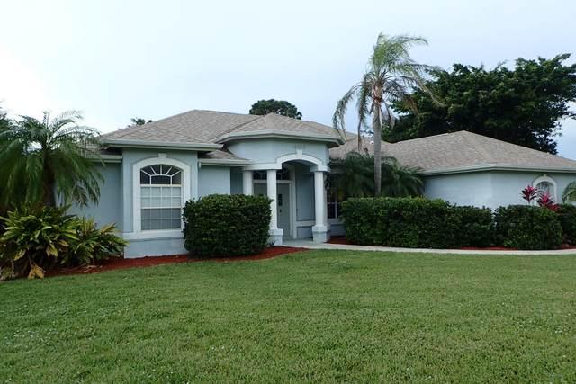 4100 SW Saybrook Street, Port Saint Lucie, FL 34953 (MLS #RX-10673243) :: Miami Villa Group