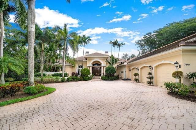 7801 Old Marsh Road, Palm Beach Gardens, FL 33418 (MLS #RX-10673244) :: Miami Villa Group