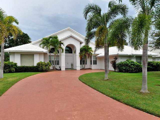570 SW Sanctuary Drive, Saint Lucie West, FL 34986 (MLS #RX-10673258) :: THE BANNON GROUP at RE/MAX CONSULTANTS REALTY I