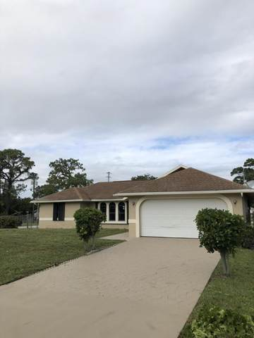2008 Avienda Avenue, Fort Pierce, FL 34946 (MLS #RX-10673350) :: THE BANNON GROUP at RE/MAX CONSULTANTS REALTY I
