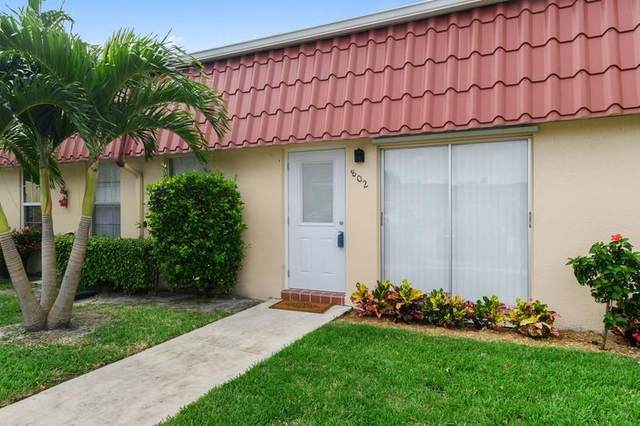 802 Nantucket Circle, Lake Worth, FL 33467 (#RX-10673354) :: Posh Properties