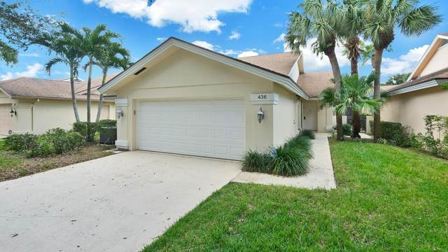436 River Edge Road, Jupiter, FL 33477 (MLS #RX-10673356) :: THE BANNON GROUP at RE/MAX CONSULTANTS REALTY I