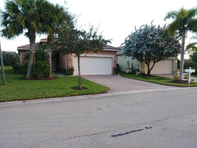 10118 SW Chadwick Drive, Port Saint Lucie, FL 34987 (MLS #RX-10673360) :: THE BANNON GROUP at RE/MAX CONSULTANTS REALTY I