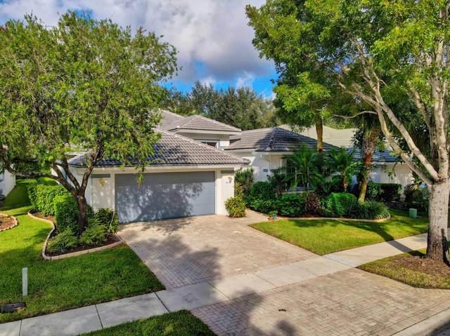 9042 Bay Harbour Circle, West Palm Beach, FL 33411 (MLS #RX-10673367) :: Miami Villa Group