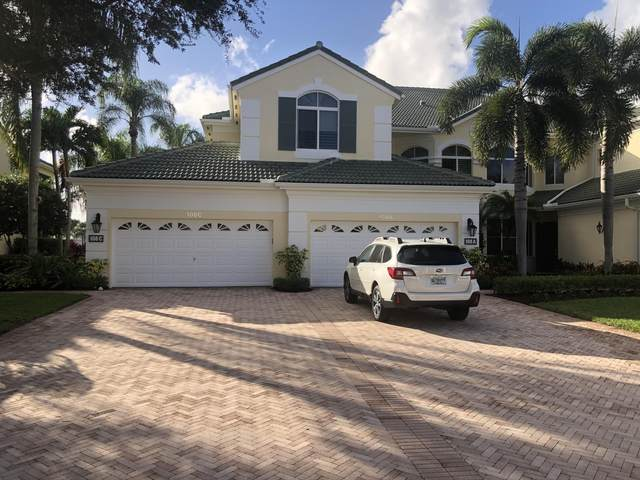 108 Palm Point Circle C, Palm Beach Gardens, FL 33418 (#RX-10673370) :: The Rizzuto Woodman Team