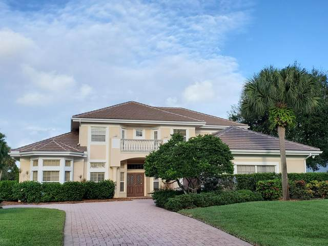 1218 NW Winters Creek Road, Palm City, FL 34990 (MLS #RX-10673380) :: Berkshire Hathaway HomeServices EWM Realty