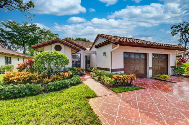 6066 Sunrise Pointe Court, Delray Beach, FL 33484 (MLS #RX-10673383) :: Berkshire Hathaway HomeServices EWM Realty
