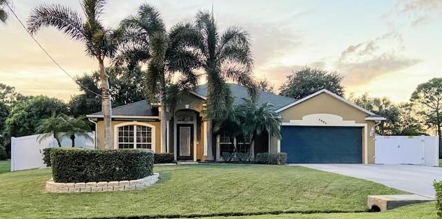 5085 NW Rugby Drive, Port Saint Lucie, FL 34983 (MLS #RX-10673434) :: THE BANNON GROUP at RE/MAX CONSULTANTS REALTY I