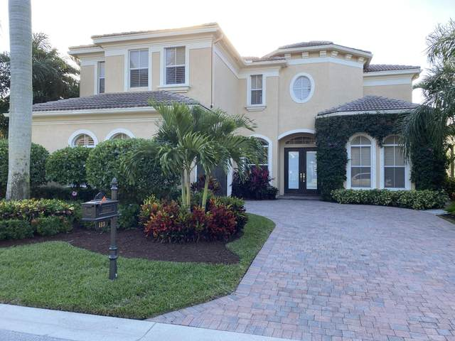 113 Dalena Way, Palm Beach Gardens, FL 33418 (#RX-10673497) :: The Rizzuto Woodman Team