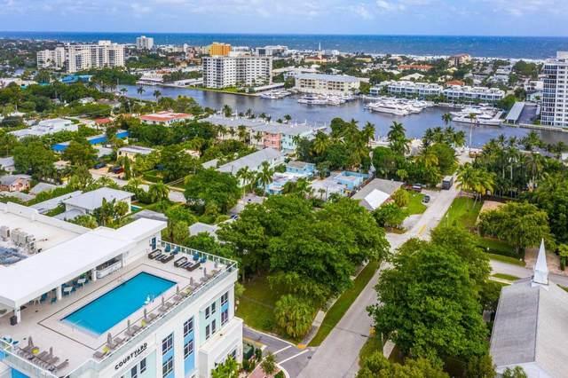 146 SE 7th Avenue, Delray Beach, FL 33483 (#RX-10673498) :: The Rizzuto Woodman Team